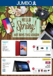 Jumbo Spring Offers 2018