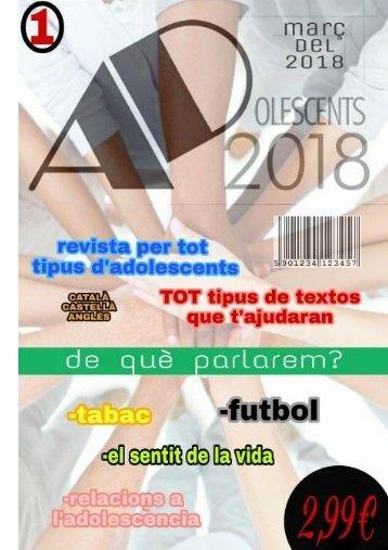 ADOLESCENTS 2018