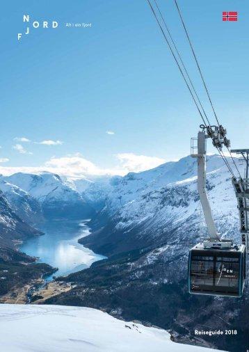 Visit Nordfjord - Reiseguide 2018 NO