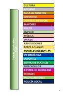 GUIA DE ACTIVIDADES  MUNICIPALES 2018 - Page 3