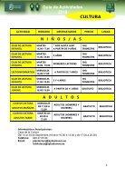 GUIA DE ACTIVIDADES  MUNICIPALES 2018 - Page 4