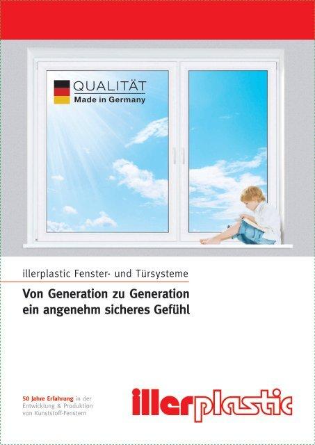 Fenster Und Tursysteme Klassik 74 Und Exklusiv 80