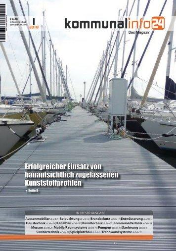 kommunalinfo24-Das Magazin 1/18