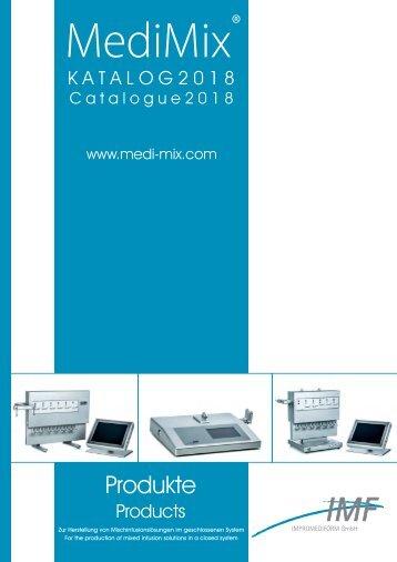 MediMix Katalog 2018