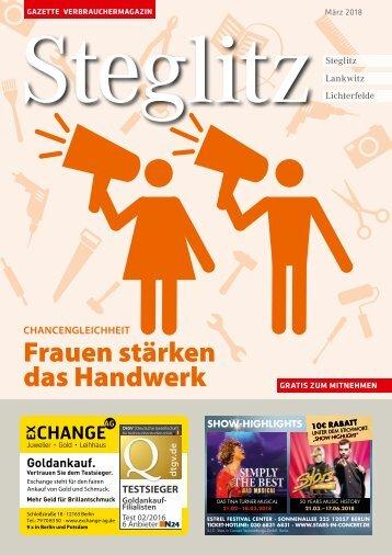 Gazette Steglitz Nr. 3/2018