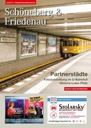 Gazette Schöneberg-Friedenau Nr. 3/2018
