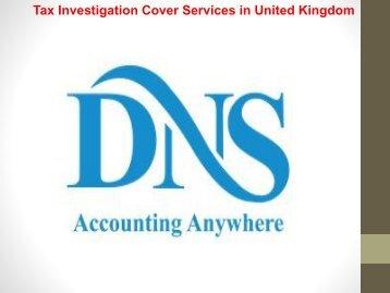 Tax Investigation Cover Services in United Kingdom