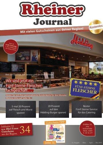 Rheiner Journal Frühjahr 2018