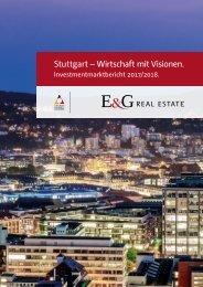 E & G  Real Estate Investmentmarktbericht 2017/2018