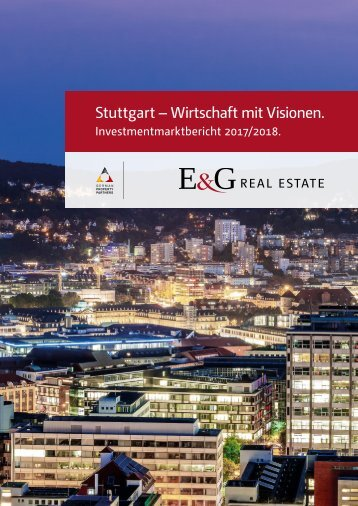 E & G  Real Estate Investmentmarktbericht 2017/2018