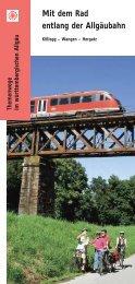 Themenweg_Radeln entlang der Allgäubahn
