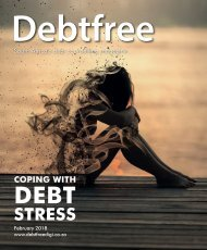 Debtfree Magazine February 2018