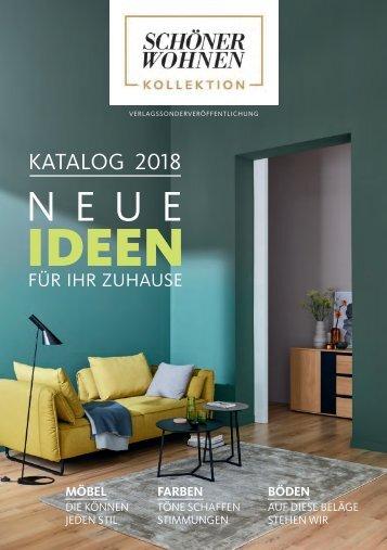 Schoener Wohnen 2018 bei Moebel Buss