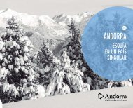 Catalogo invierno Ski Andorra 2019-2020
