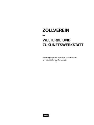 Zollverein Weltkulturerbe