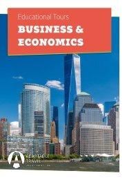 Our most popular Business & Economics School Trips