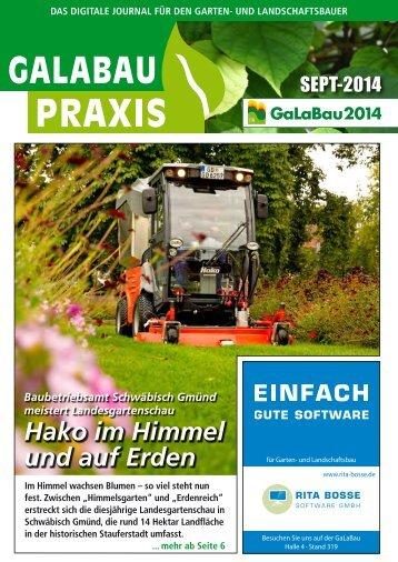 GALABAU PRAXIS 07-2014