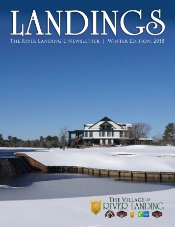 Landing Newsletter Winter 2018