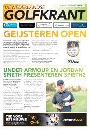 De Nederlandse Golfkrant maart 2018