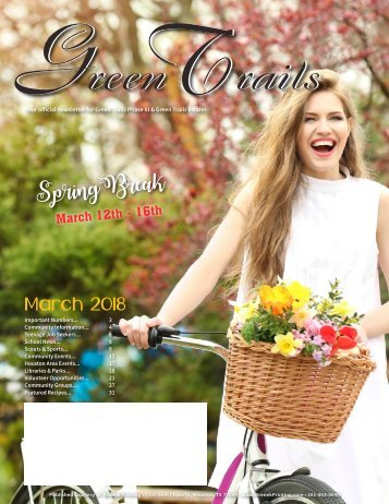 Green Trails Estates March 2018