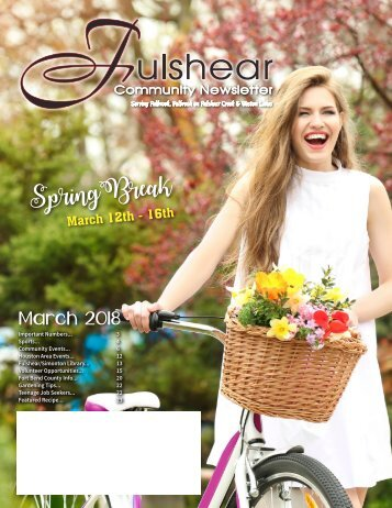 Fulshear March 2018