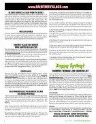 Raintree Village March 2018 - Page 4