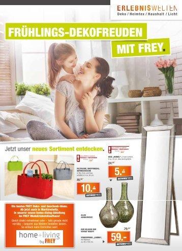 Interliving FREY - Frühlings-Dekofreuden