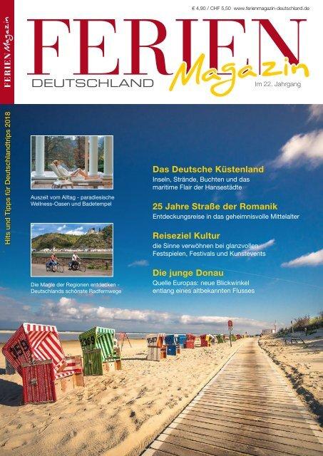Ferienmagazin Deutschland 2018