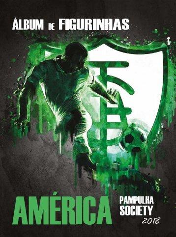 ALBUM AMERICA_PAMPULHA