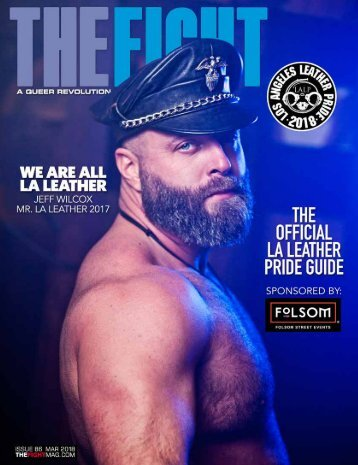 THE FIGHT SOCAL'S LGBTQ MONTHLY MAGAZINE MARCH 2018