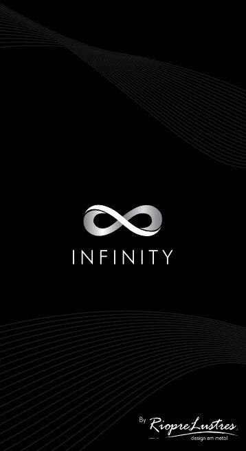 INFINITY - Catálogo Iluminação 2018