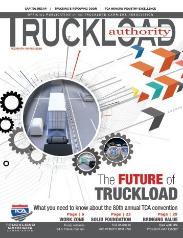 Truckload Authority - February/March
