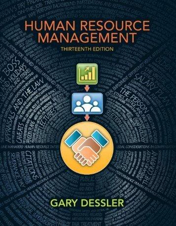 HRM textbook