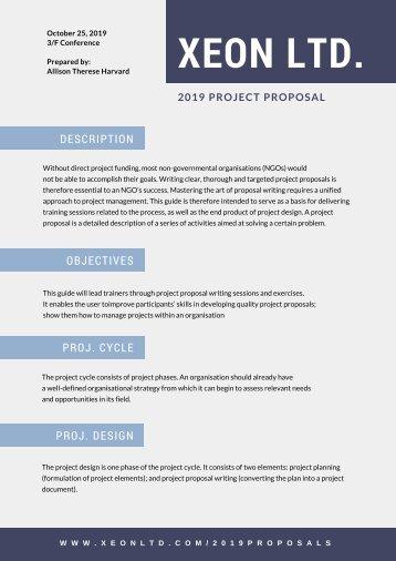 Blue Squares General Proposal