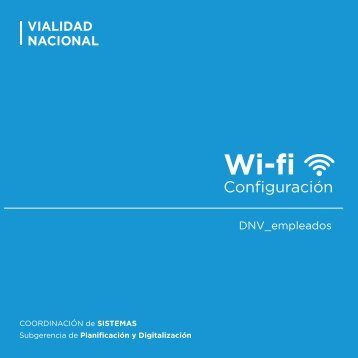 WIFI DNV_empleados