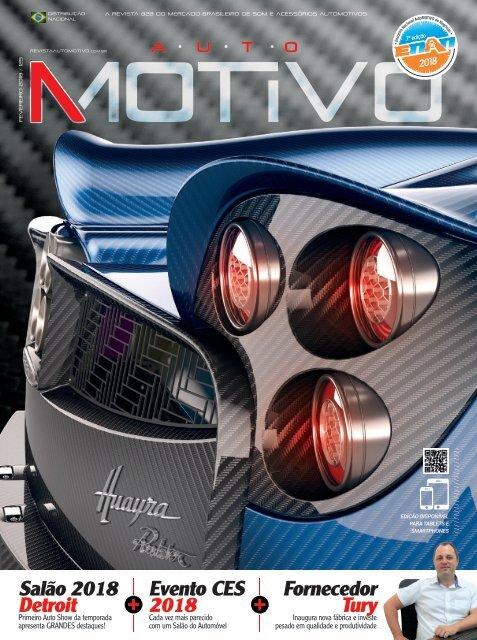 Revista AutoMOTIVO - Edição 125 - Fevereiro /2018