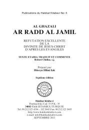Ar-radd al Jamil