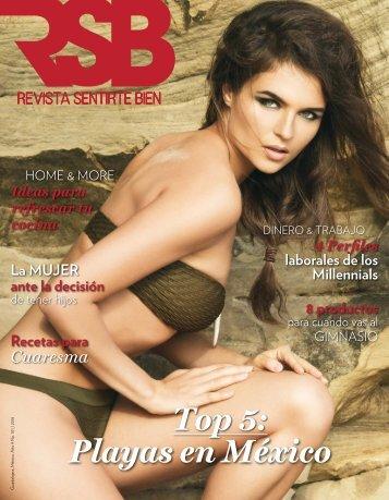 Revista Sentirte Bien Edicion 101 Marzo