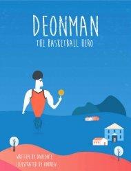 Deonman The Basketball Hero