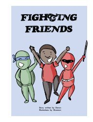Fighting Friends