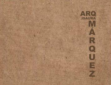 PORTAFOLIO ARQ. ISAURA MÁRQUEZ