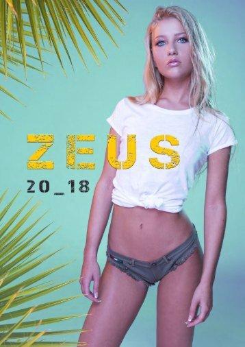 Catalog Zeus 2018
