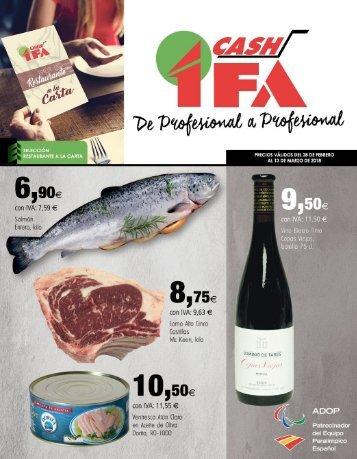 Catálogo CASH IFA del 28 de febrero al 13 de marzo 2018 Castilla y León