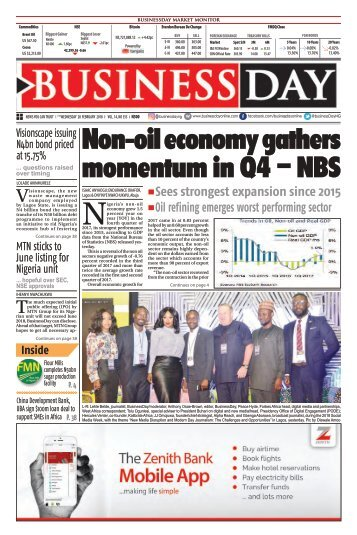 BusinessDay 28 Feb 2018