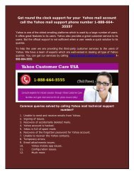 Yahoo_mail_supprot 1-888-664-3555 phone_number