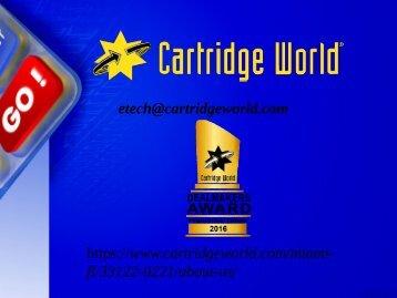 Cartridge Ink Refills