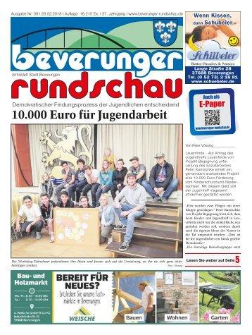 Beverunger Rundschau 2018 KW 09