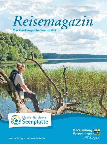Reisemagazin 2018