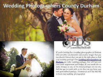 Wedding Photographers County Durham