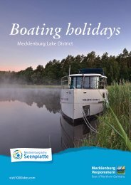 Boating holidays